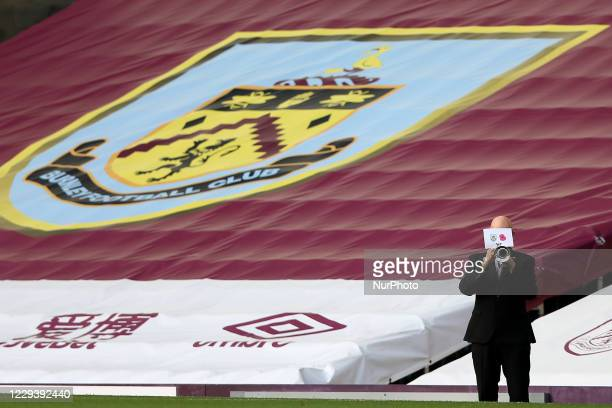 The last post Is played for Armistice day prior to the Premier League match between Burnley and Chelsea at Turf Moor Burnley on Saturday 31st October...