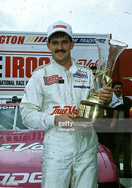 The last season for the shortlived Dodge Daytona cars Davey Allison won the series but unfortunately he was killed in a helicopter accident prior to...