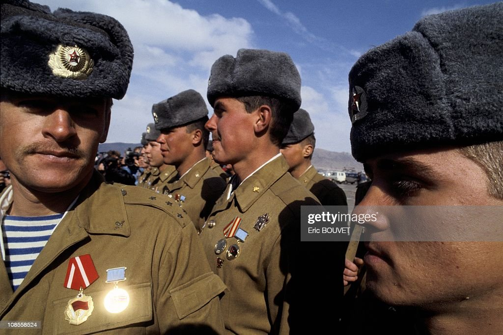 UNS: 15th February 1989 - Soviet Troops Left Afghanistan, A Look Back