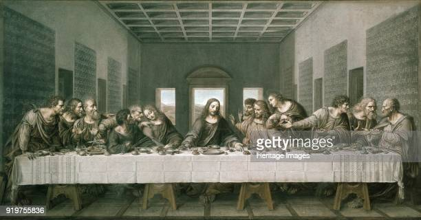 The Last Supper 1794 Artist Andre Dutertre