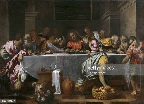 The Last Supper Found in the collection of Museo del Prado Madrid