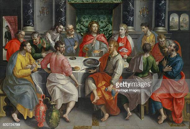 The Last Supper. Found in the collection of National Museum of Western Art, Tokyo.