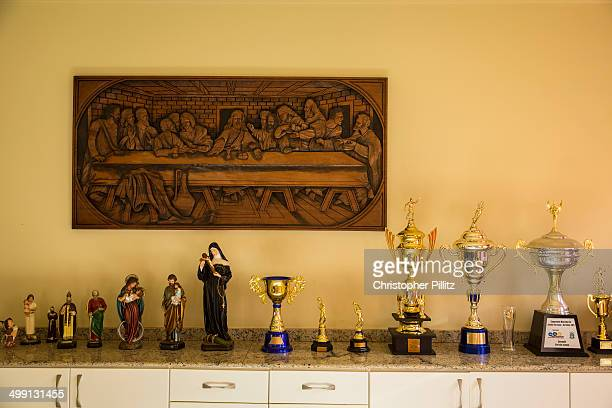 The Last Supper, religious icons and trophies