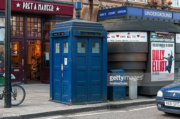 The last Tardis in London