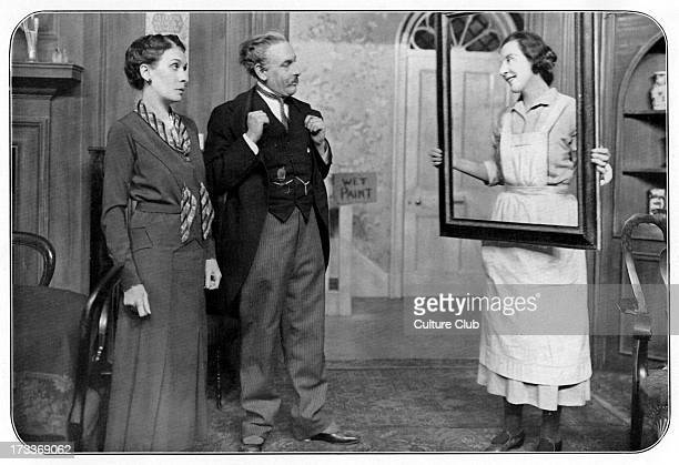 'The Late Christopher Bean play by Sidney Howard With Cedrick Hardwicke as Dr Haggett Edith Evans as Gwenny and Louise Hampton as Mrs Haggett...