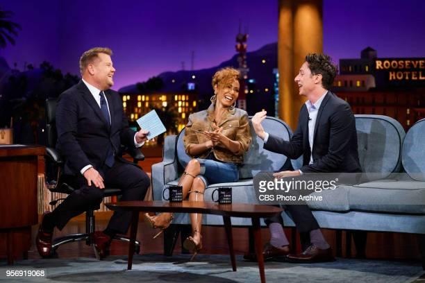 The Late Late Show with James Corden airing Friday May 4 with guests Jada Pinkett Smith and Zach Braff
