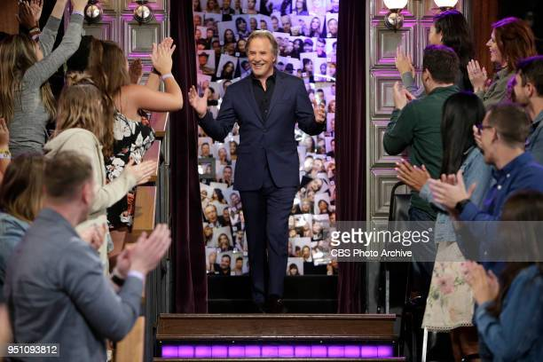 The Late Late Show with James Corden airing Monday April 23 with guests Evan Rachel Wood Don Johnson and Pentatonix Pictured Don Johnson