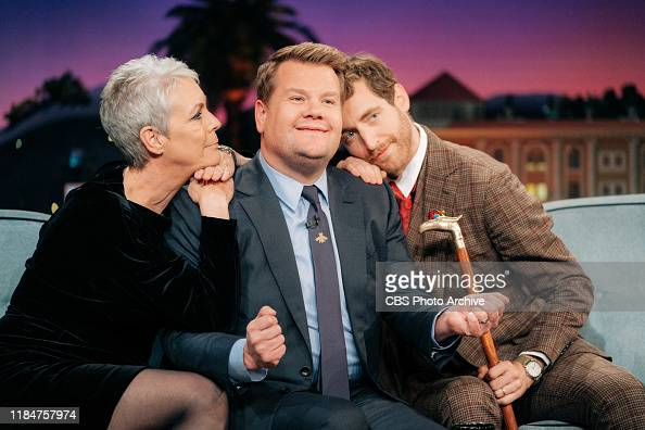 The Late Late Show with James Corden airing Monday