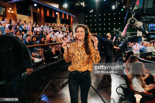 The Late Late Show with James Corden airing Monday September 16 with guests Constance Wu Neil Patrick Harris and music from Sheryl Crow Pictured...