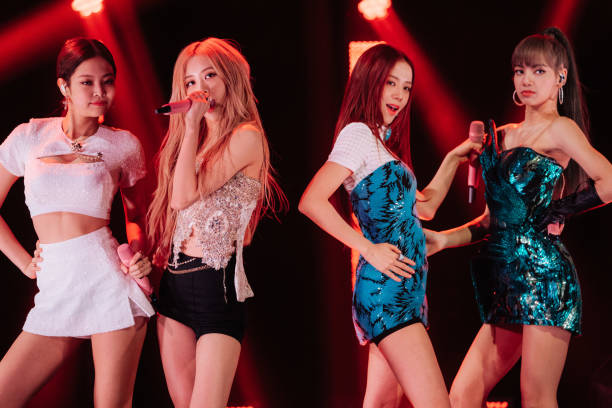 The Late Late Show with James Corden, Blackpink.