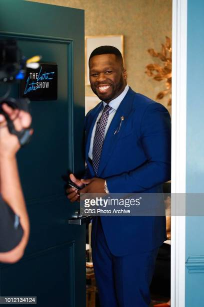 The Late Late Show with James Corden airing Thursday July 26 with guests Hayley Atwell and 50 Cent