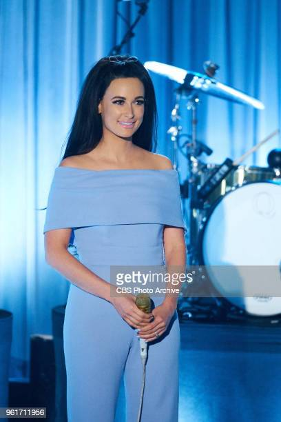 The Late Late Show with James Corden airing Thursday May 17 with musical guest Kacey Musgraves