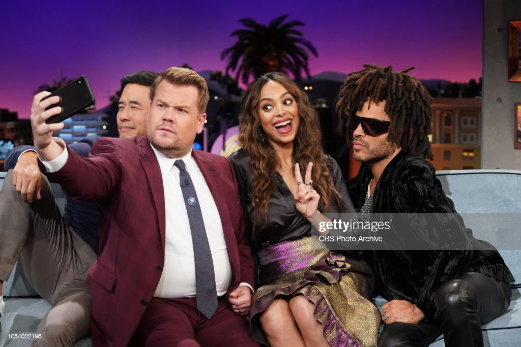 The Late Late Show with James Corden... : Nachrichtenfoto