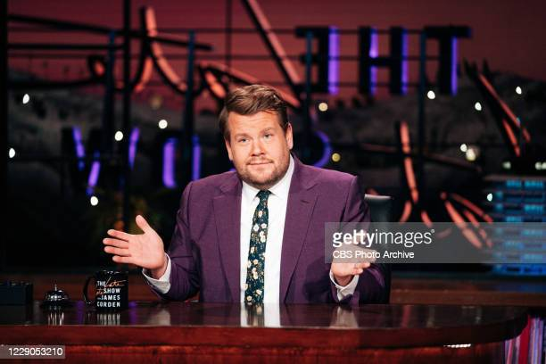 The Late Late Show with James Corden airing Thursday, October 8 with guest Armie Hammer.
