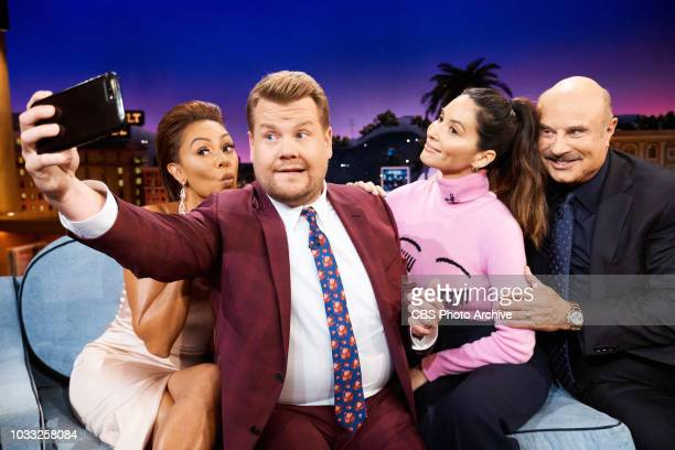 The Late Late Show with James Corden airing Thursday September 13 with guests Mel B Olivia Munn Dr Phil and musical guest Good Charlotte