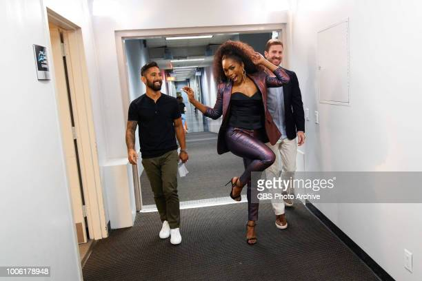 The Late Late Show with James Corden airing Tuesday July 24 with guests Angela Bassett and Tom Cruise Pictured Rob Engalla Angela Bassett Jed Weisman