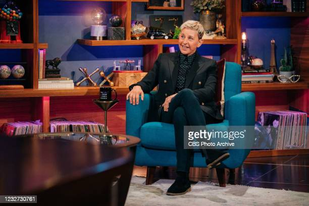 The Late Late Show with James Corden airing Tuesday, May 4 with guest Ellen DeGeneres.