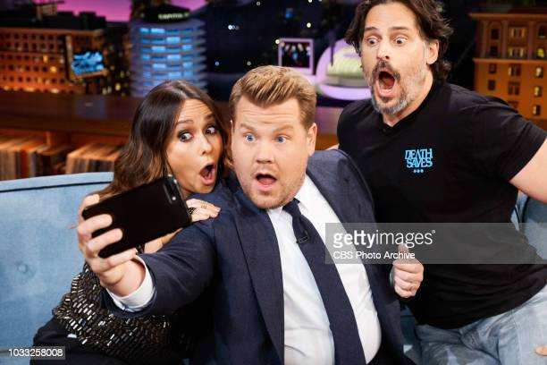 The Late Late Show with James Corden airing Tuesday September 11 with guests Jennifer Love Hewitt Joe Manganiello and musical guest Why Don't We