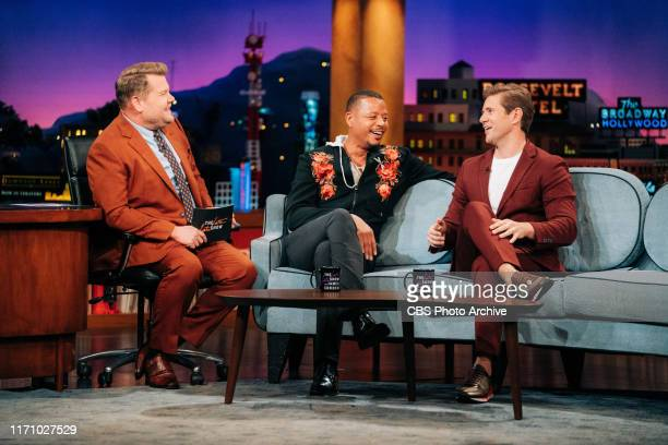 The Late Late Show with James Corden airing Tuesday September 24 with guests Terrence Howard Allen Leech music from Loud Luxury and Bryce Vine