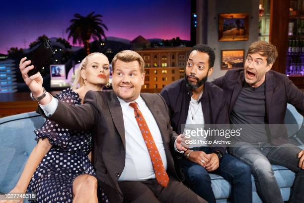 The Late Late Show with James Corden airing Tuesday September 4 with guests Alice Eve Wyatt Cenac Mark Duplass and musical guest Dorothy