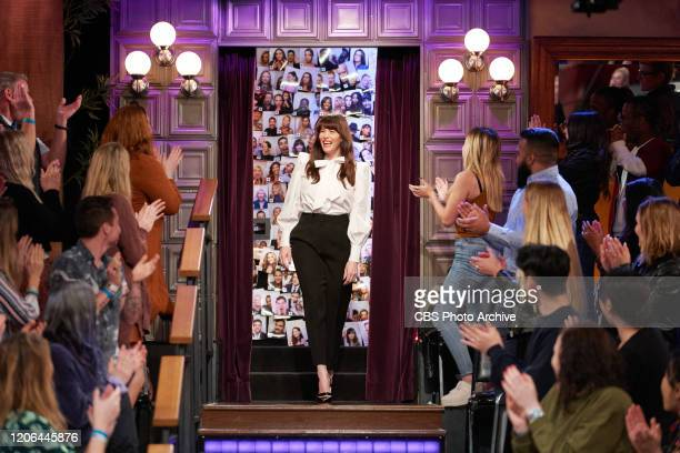 The Late Late Show with James Corden airing Wednesday, March 4 with guests Liv Tyler, Norman Reedus, and music from blackbear.