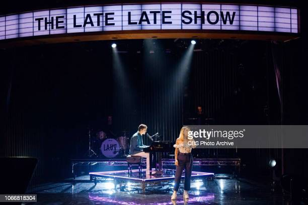 The Late Late Show with James Corden airing Wednesday November 28 with guests Andy Serkis Michael Pena and musical guests Lauv featuring Julia...