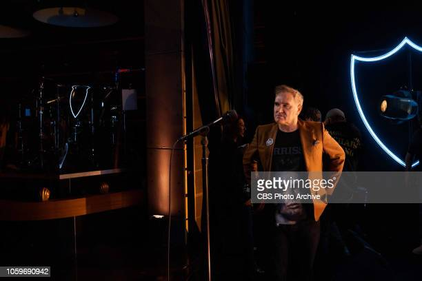 The Late Late Show with James Corden airing Wednesday November 7 with guests Busy Philipps Noah Centineo Derren Brown and musical guest Morrissey