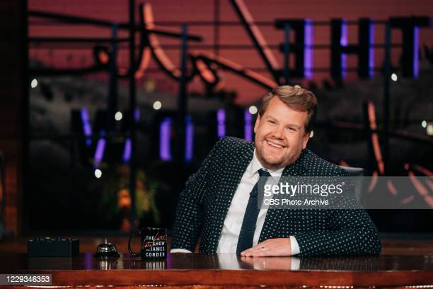 The Late Late Show with James Corden airing Wednesday, October 28 with guests Chelsea Handler and CL.