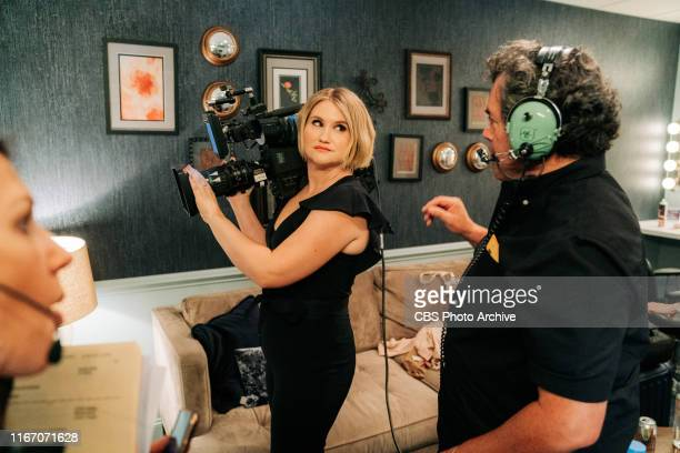 The Late Late Show with James Corden airing Wednesday September 4 with guests Jillian Bell and Marc Maron Jillian Bell Peter Hutchinson