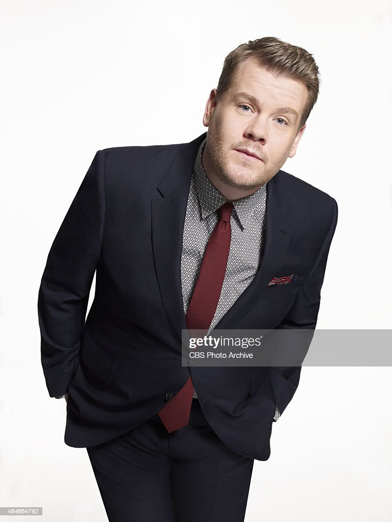 'The Late Late Show with James Corden' - James Corden takes over as host of THE LATE LATE SHOW on Monday, March 23 (12:37 - 1:37 AM, ET/PT) on the CBS Television Network.