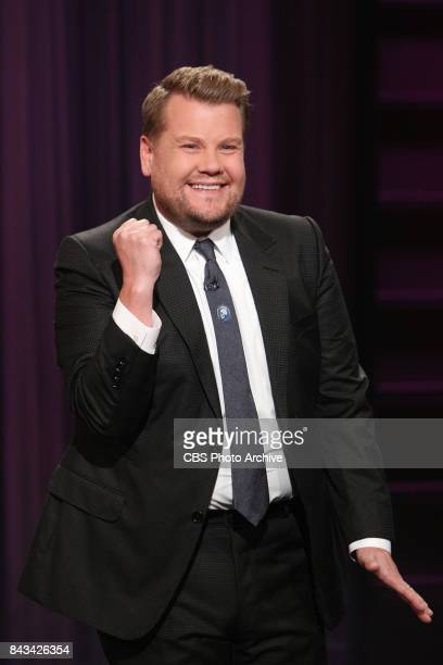 'The Late Late Show with James Corden' Thursday August 10 2017 On The CBS Television Network