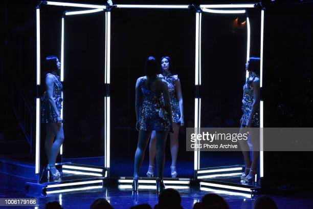 The Late Show with Stephen Colbert and Dua Lipa during Thursday's July 26 2018 show