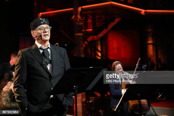 The Late Show with Stephen Colbert and guest Bill Murray with Jan Vogler Friends during Thursday's October 12 2017 show