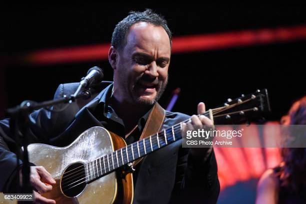 The Late Show with Stephen Colbert and guest Dave Matthews with Tim Reynolds during Wednesday's May 10 2017 show