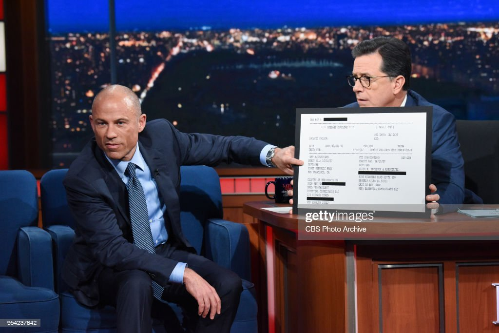 "CBS's ""The Late Show with Stephen Colbert"" - Season Three"