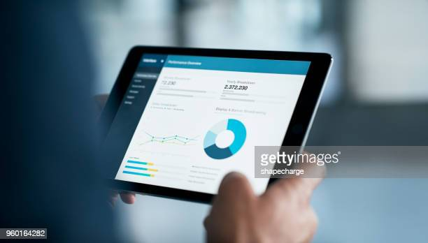 the latest business reports are in - input device stock photos and pictures