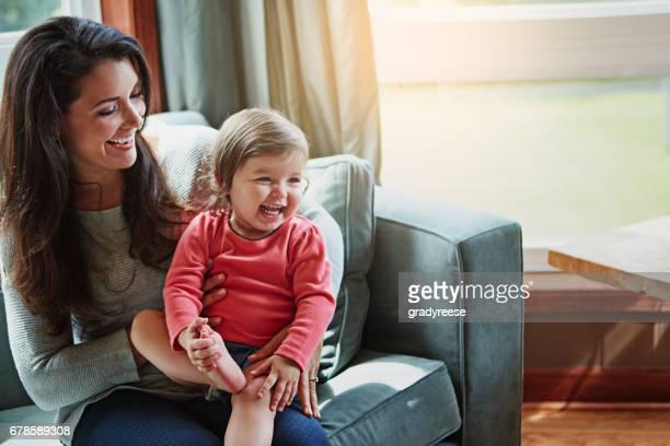 子供の笑い声は、任意の日を明るくことが