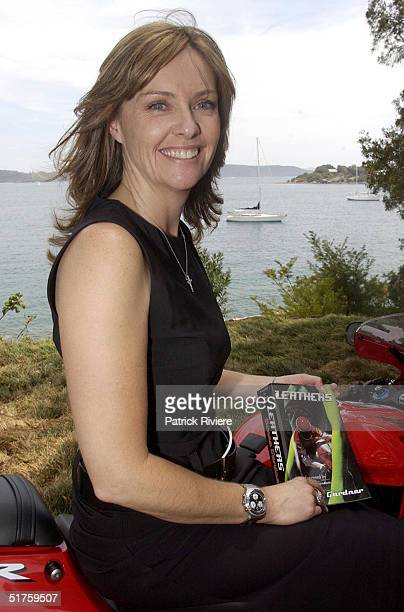 "The launch of ""Leathers"" by Donna Gardner, at Windemere in Sydney where she lives with current partner Johnny Kahlbetzer. Donna is the former wife of..."