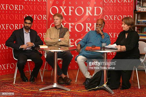 The Launch of Onitsha by Jean- Marie Gustave le Clezio at the Oxford bookstore in Connaught Place. In order Mr. Kapish, Jean Marie Gustave le Clezio...