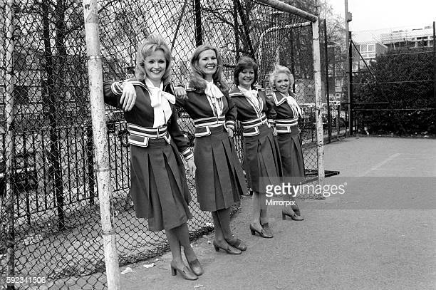The Launching of the 1975 season of TV's 'It's a Knockout' There was a news conference at the Whitehouse Hotel in London today followed by a...