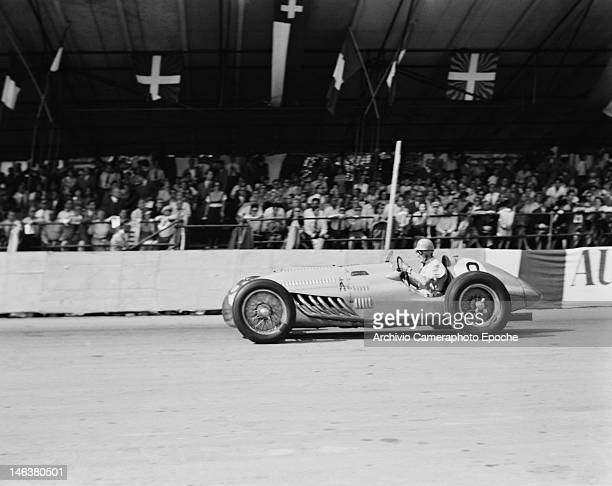 The Lausanne Grand Prix in Switzerland 27th August 1949
