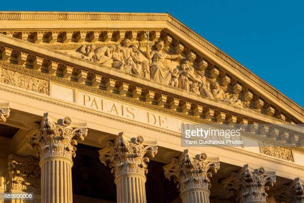 The law Court, Nimes, Gard,France