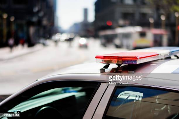 the law - police car stock photos and pictures