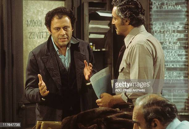 MILLER The Layoff Airdate September 25 1975 BOB