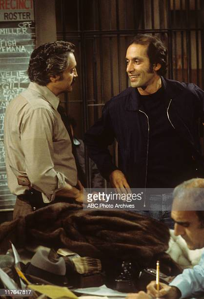 MILLER 'The Layoff' Airdate September 25 1975 HAL