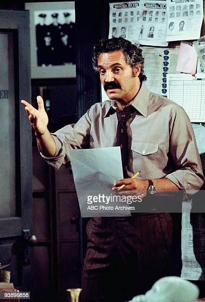 MILLER The Layoff Season Two 9/25/75 A labor layoff forced Barney to work with half of his squad