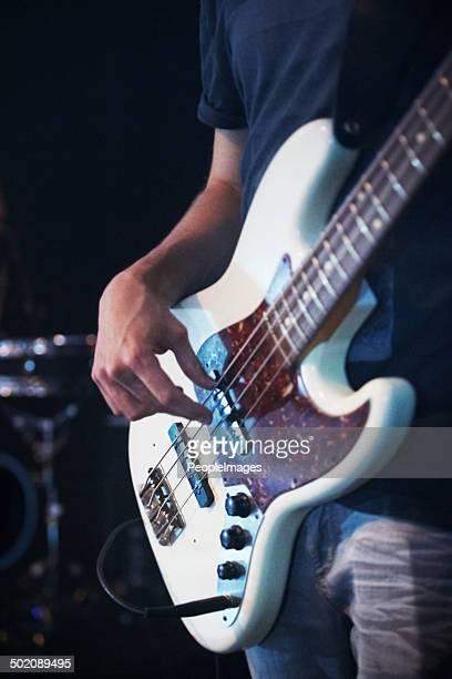The lead guitarist