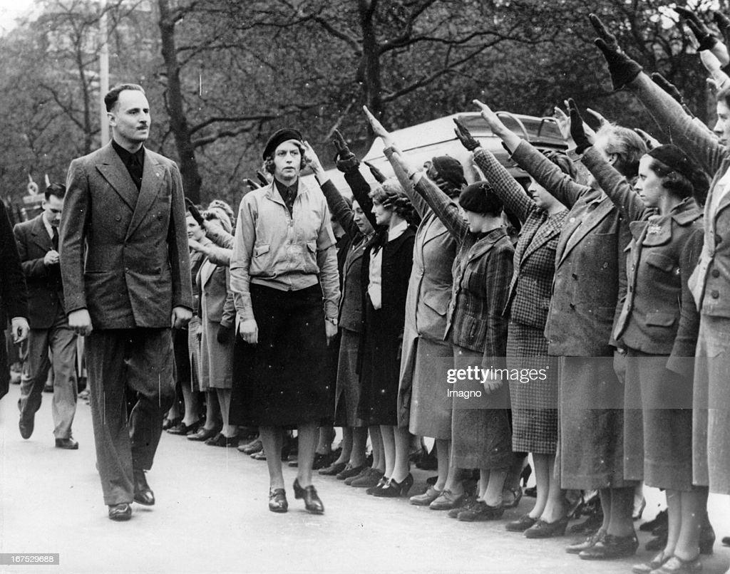Oswald Mosley : News Photo