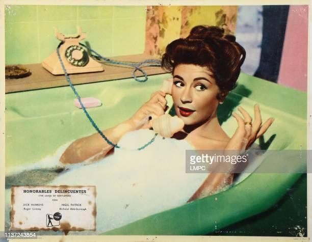 The League Of Gentlemen lobbycard Melissa Stribling 1960