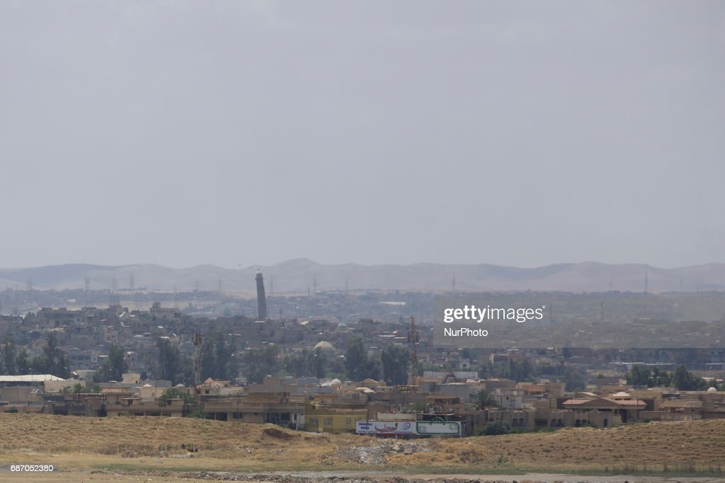 Islamic State Conflict - Mosul : News Photo